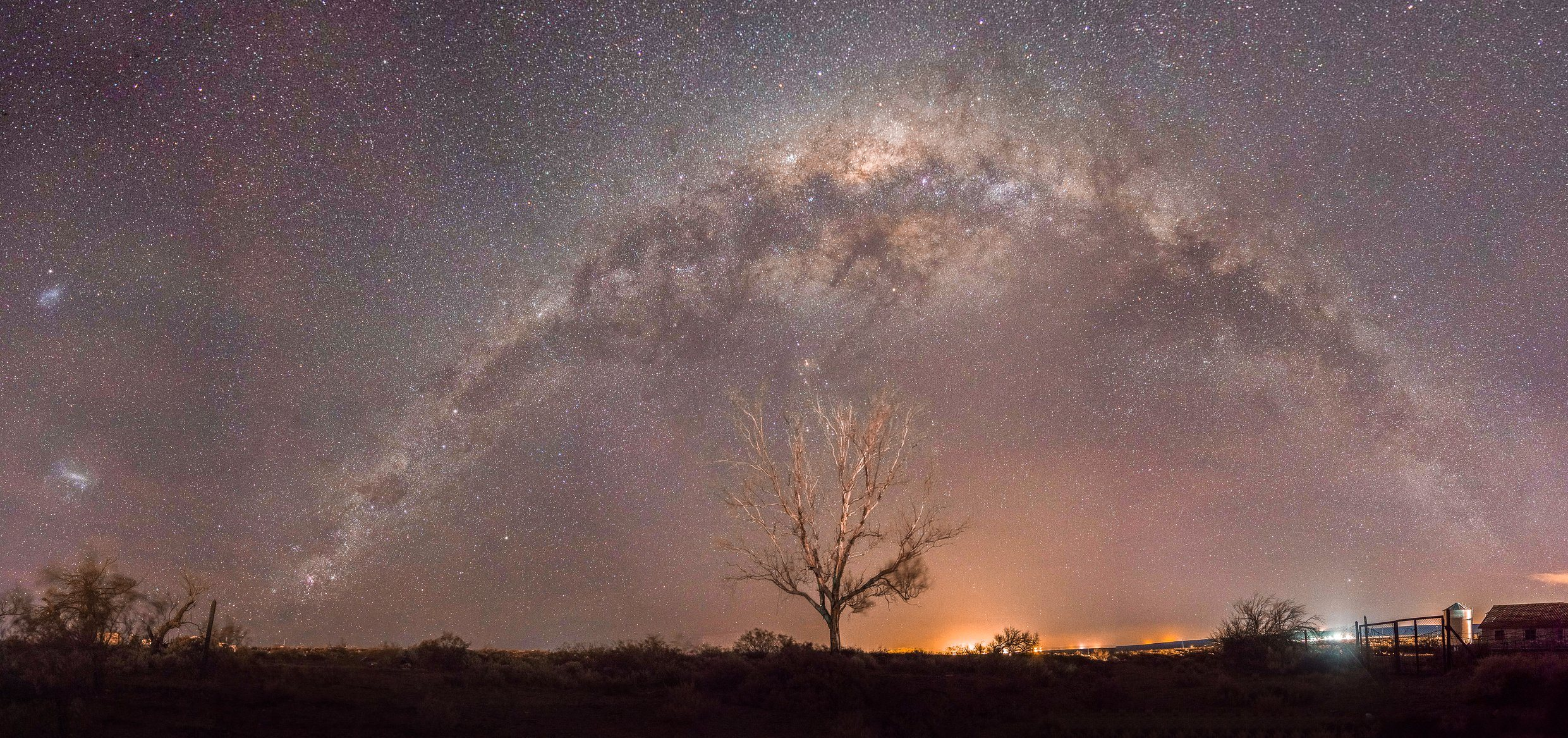 En defensa del cielo nocturno